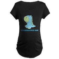 Pregosaurus Rex Maternity T-Shirt