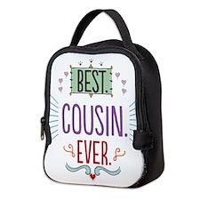 Cousin Neoprene Lunch Bag