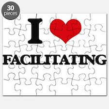 I Love Facilitating Puzzle