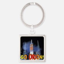 Go Orion! Square Keychain