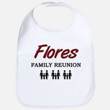 Flores Family Reunion Bib