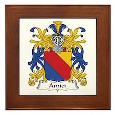 Amici Framed Tile