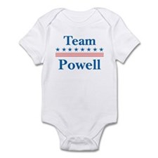 Team Powell Infant Bodysuit