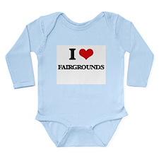 I Love Fairgrounds Body Suit