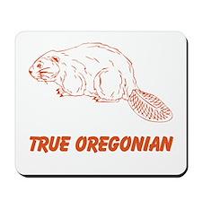 True Oregonian Mousepad