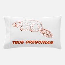 True Oregonian Pillow Case