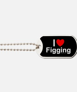 Figging Dog Tags