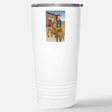 Western Travel Mug