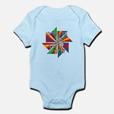 Donkeys Rock Infant Bodysuit