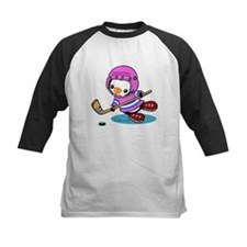 Ice Hockey Penguin (P) Baseball Jersey
