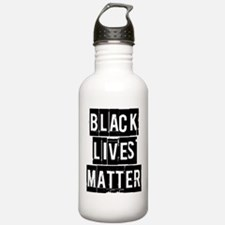 Cute Black Water Bottle