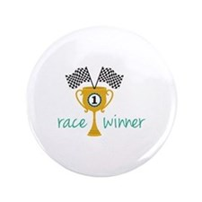 "Race Winner 3.5"" Button"