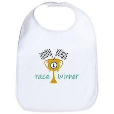 Race Winner Bib