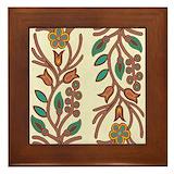 Ojibwe Framed Tiles