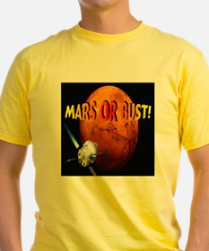 Mars or Bust! T