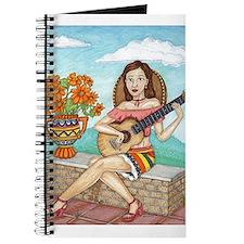 Funny Girl acoustic guitar Journal
