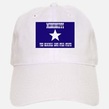 Mississippi Bonnie Blue Flag Baseball Baseball Cap