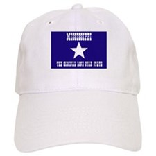 Mississippi Bonnie Blue Flag Baseball Cap