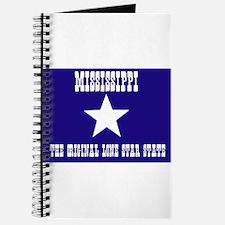 Mississippi Bonnie Blue Flag Journal
