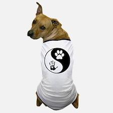 Balancing Humanity Dog T-Shirt