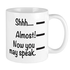 Shhh... Mugs