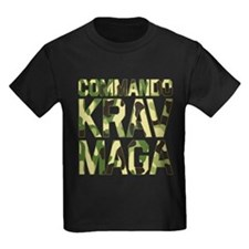 Commando Krav Maga T-Shirt