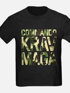 Commando Krav Maga T-Shirt