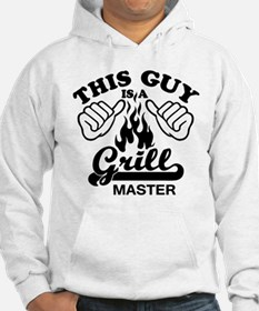 This guy is a grill master Hoodie