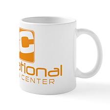 ICC Words Under All Orange Mug