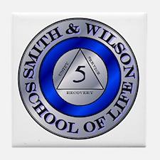 Smith&Wilson 5 Tile Coaster