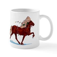 Merry Mischief Icelandic Horse Holiday Mug