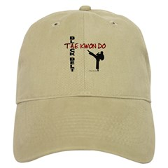 Tae Kwon Do Black Belt 2 Baseball Cap