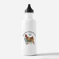 Obsessive Canine Disorder 222 Water Bottle