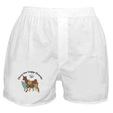Obsessive Canine Disorder 222 Boxer Shorts