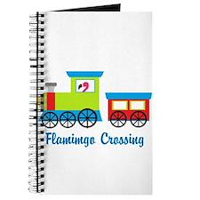 Flamingo Crossing Train Journal