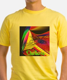Orion Psychedelic Capsule Re-entry T