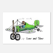 Low and Slow Postcards (Package of 8)