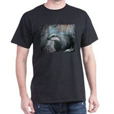 Funny Badger T-Shirt