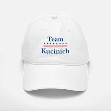 Team Kucinich Baseball Baseball Cap