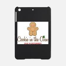 Cookie Due December iPad Mini Case
