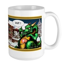 Dragon Christmas 2007 Mugs