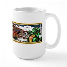 Dragon Christmas 2007 Mugs
