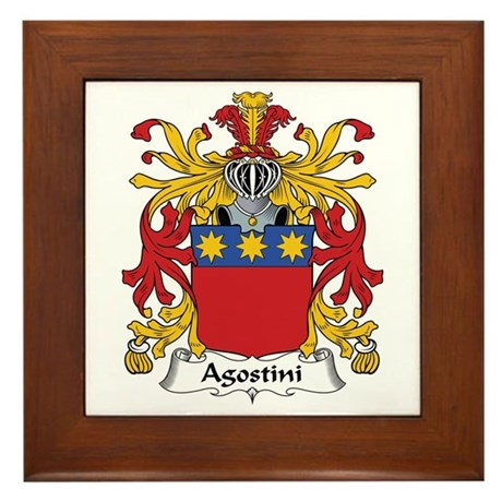 Agostini Framed Tile
