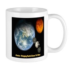 Orion - Bringing Earth Closer To Mars Mug