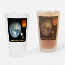 Orion - Bringing Earth Closer To Ma Drinking Glass