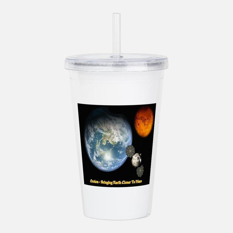 Orion - Bringing Earth Acrylic Double-wall Tumbler