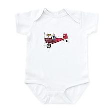 Tailwheels Infant Bodysuit