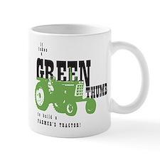 Unique Olive green Mug
