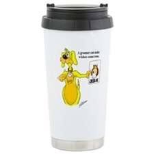 Cute Groomer Travel Mug