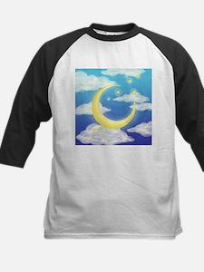 Moon Blue Baseball Jersey